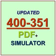 Cisco CCIE Wireless Exam 400-351 Test QA PDF+Simulator