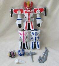 Power Rangers Operation Overdrive DX Triple Transforming Megazord Complete