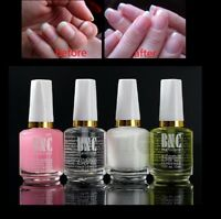Super Nail Hardener Vitamin Polish Gel Art Manicure Nail Polish - 15ML