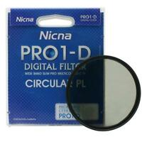 Nicna Pro1-D Digital Slim Pro-MC CPL Circular PL 46mm Lens Filter For Kenko Hoya
