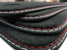 Fußmatten Porsche Cayenne 1 // 955 Original Qualität Velours 100% Polyamid