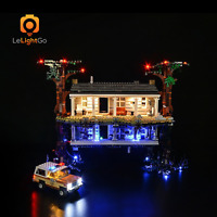 LED light kit for LEGO 75810 Stranger things the upside down lighting building
