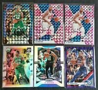 Lot (6) Al Horford Panini Prizm, Mosaic, Optic Philadelphia 76ers (6 prizms!)