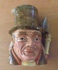 "Beswick Little Nells Grandfather 2031 Ceramic Character Jug Approx 5.5"" Tall"