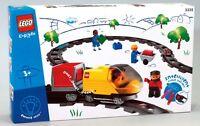 NEW Lego Duplo TRAIN Bob The Builder 3335 Intelli-Train Starter Set  SEALED 2002