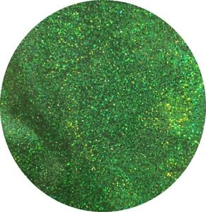 Holographic CHRISTMAS GREEN GLITTER Nail Art, Body & Wine Glass *PICK YOUR  BAG*