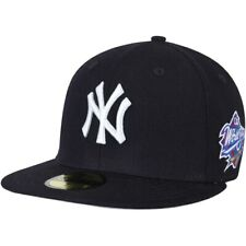 wesport Xiaoha Store 3D Metal Sign NY Baseball Hat Men and Women Universal Fit Yankees Cap Silver