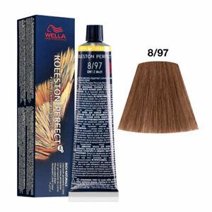 Koleston hair dye permanent 8/97 brand new sale 3 for £10