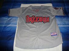 Very Rare JJ Putz Arizona Diamondbacks Stitched Majestic Baseball Jersey Mens 48