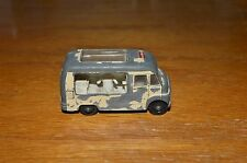 VINTAGE LESNEY COMMER ICE CREAM CANTEEN DIE-CAST TRUCK #47