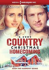 a Very Country Christmas Homecoming Hallmark Channel Movie Halrlequin DVD R1