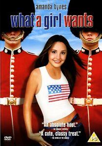 What a Girl Wants (Amanda Bynes, Kelly Preston, Colin Firth) New Region 2 DVD