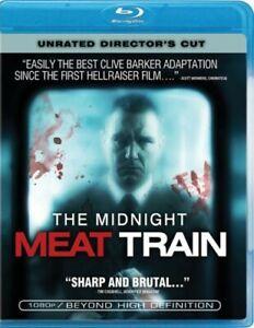 The Midnight Meat Train [New Blu-ray] Ac-3/Dolby Digital, Dolby, Digital Theat