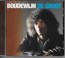 BOUDEWIJN DE GROOT - Het Beste van CD Album 16TR Universal 2009 Holland RARE!
