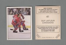 1981-82 O-Pee-Chee Hockey Stickers OPC Choose 10 From List And Get Free Shipping