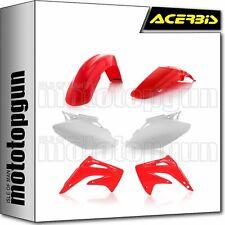 ACERBIS 0007529 PLASTICS KIT BLAU HONDA CR 250 R 2T 2002 02 2003 03