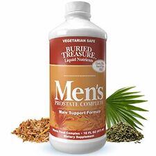 Buried Treasure: Men's Prostate Complete - Natural Herbal Formula Supplement w/