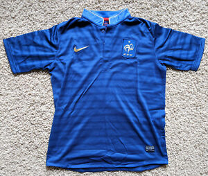 France National Team 12/13 Home kit/jersey youth XL - boys 2012/13