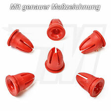 20x Mounting Trim Grommet Push Button for Mercedes-Benz | a0019882081