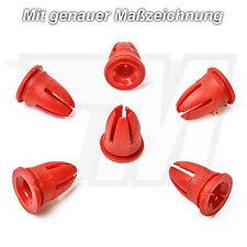 20x Befestigung Zierleisten Tülle Druckknopf für Mercedes-Benz | A0019882081