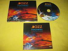 Jazz Nouveau Nu Cool Jazz & Beyond 2006 CD Album Electronic ft Tosca & Jurassic