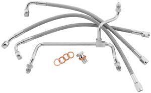 Goodridge HD82126-C Econoline Brake Line Kits Stock Front