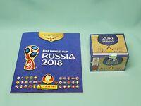 Panini WM 2018 Russia World Cup Sticker Album + 1 x Display / 100 Tüten