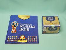 Panini coupe du monde 2018 Russia World Cup Sticker Album + 1 x Display/100 pochettes