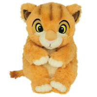Disney Japan Sekiguchi Asonde! Simba Baby Plush Stuffed Toy The Lion King