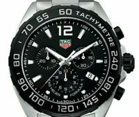 Tag Heuer Formula 1 Chronograph F1 New Unworn Warranty March 2023 UK RRP £1,300