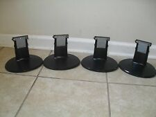 """Gateway TFT1980PS+19"""" LCD monitor stands only!  Lof of 4"""