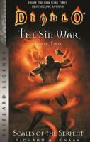 Diablo: The Sin War, Book Two Scales of the Serpent 9781945683596 | Brand New
