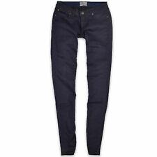 Bench Damen Hose Freizeithose Gr.W28 Pick Skinny Pants Navy Blau 92729