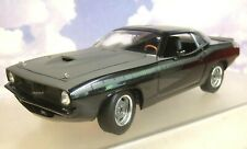 GREENLIGHT/HIGHWAY 61 1/18 LETTY'S CUSTOM PLYMOUTH BARRACUDA FAST & FURIOUS 7