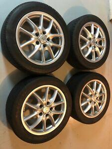 "Porsche Cayenne Wheels 19"" With Tyres Full Set"