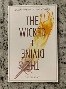 The Wicked + The Divine The Faust Act Vol. # 1 Image Comics Graphic Novel J593