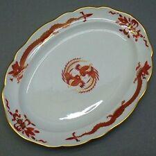 Meissener-Porzellangeschirr mit Platten-Funktion
