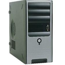 In Win C583 Mid Tower Chassis - Mid-tower - Black, Silver - Steel - 9 X Bay - 1