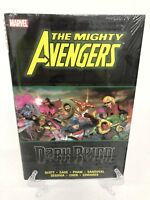 Mighty Avengers Dark Reign Col #21-36 Marvel Comics HC Hard Cover New Sealed