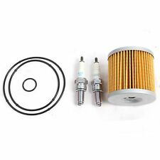 OEM Hyosung Oil Filter Spark Plug Oring kit for Hyosung GT650 GT650R GV650 ST7