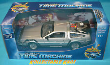 WELLY Delorean Back to The Future Diecast 1 24