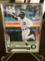 Tigers Akil Baddoo RC Starts Career w/ Bang 2021 MLB TOPPS NOW Card #25 In hand