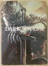 Dark Souls 2 Black Armor Limited Edition Metal Case Only Xbox 360 NO GAME