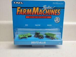 Deutz-Allis Micro Size Farm Vehicles 1/87 scale #2221