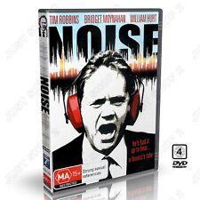 Noise : Tom Robbins, William Hurt : Comedy : New DVD