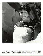 Rosie Thomas Promo Foto sub Pop Records Velour 100 Sheila Pizza Entrega Chicas