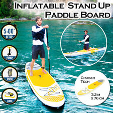 Bestway BW-SUP-65305-YE Hydro-Force Cruiser Tech Standing Up Kayaks