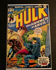 The Incredible Hulk #182 - 3rd appearance of Wolverine! With MVS