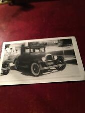 1928 Whippet Automobile. 5x8 Photo. From Original Negative.