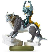 NEW 3DS Wii U Amiibo Wolf Link The Legend Of Zelda Twilight Princess Japan
